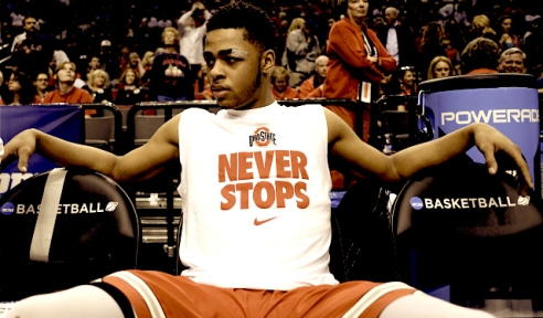 D'Angelo Russell (G. Vasquez-USA TODAY)