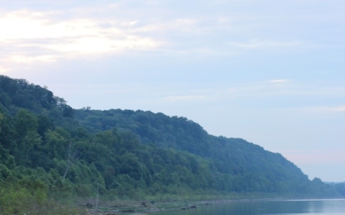 Otter Creek, Kentucky. Photo by Allison Wopata.