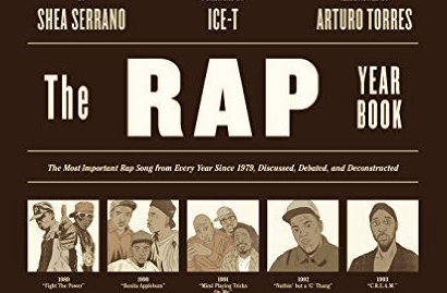 Shea Serrano's The Rap Yearbook (2015).